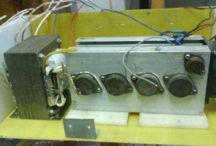 环牛低频机制作全程,边做边上图(环牛