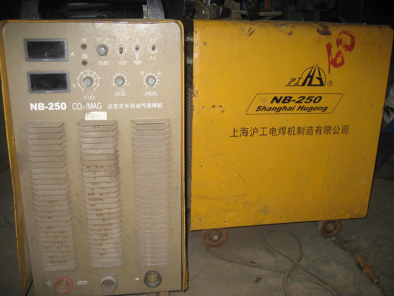 上海沪工nb-250送丝机接线图