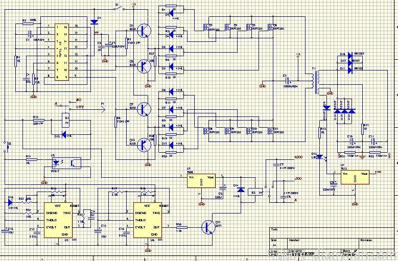 电路 电路图 电子 原理图 779_511