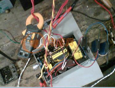 四硅驅動接線圖