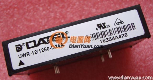 供应输入18-36vdc;输出12vdc_15w模块电源