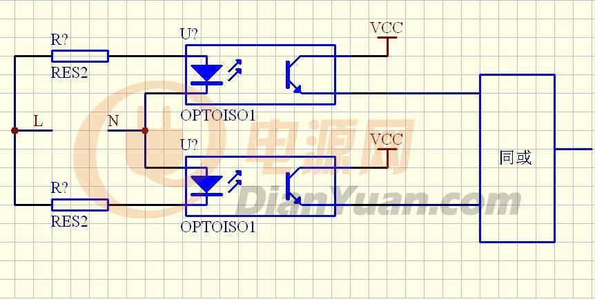3个交流过零点采样电路的PK图片