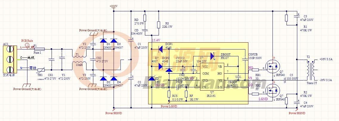 电路 电路图 电子 户型 户型图 平面图 原理图 1137_406
