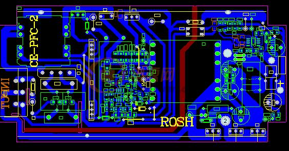 用ob2269方案做超薄干爽电源,有朋友一起学习的吗?
