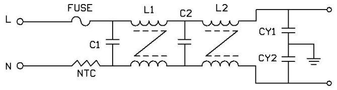 逆变电路  emc
