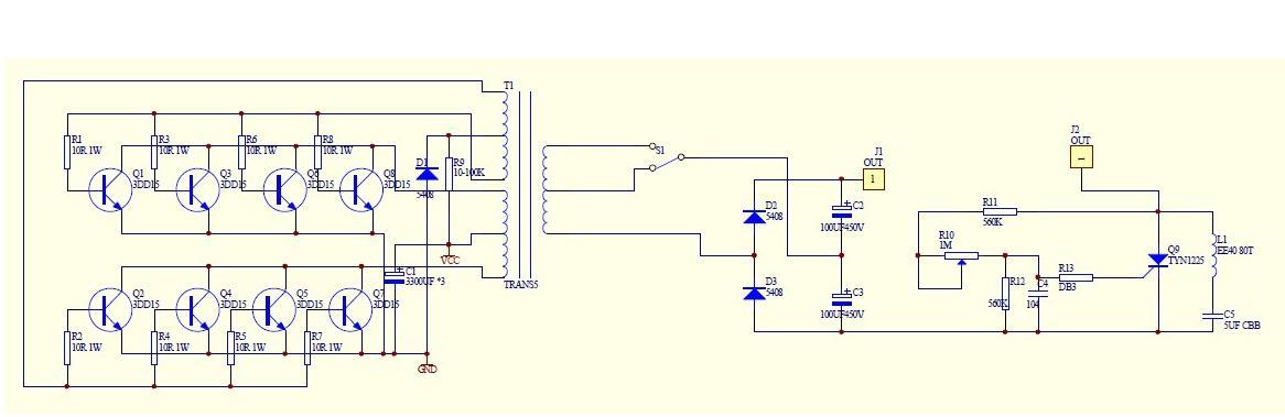 电路 电路图 电子 原理图 1166_379