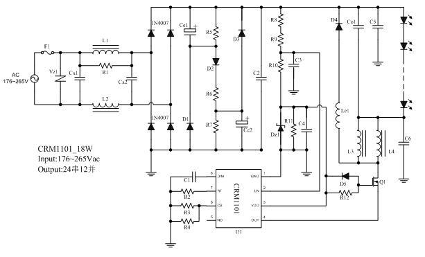 论坛 69 led论坛 69 驱动电源技术 69 非隔离驱动电源,高效率
