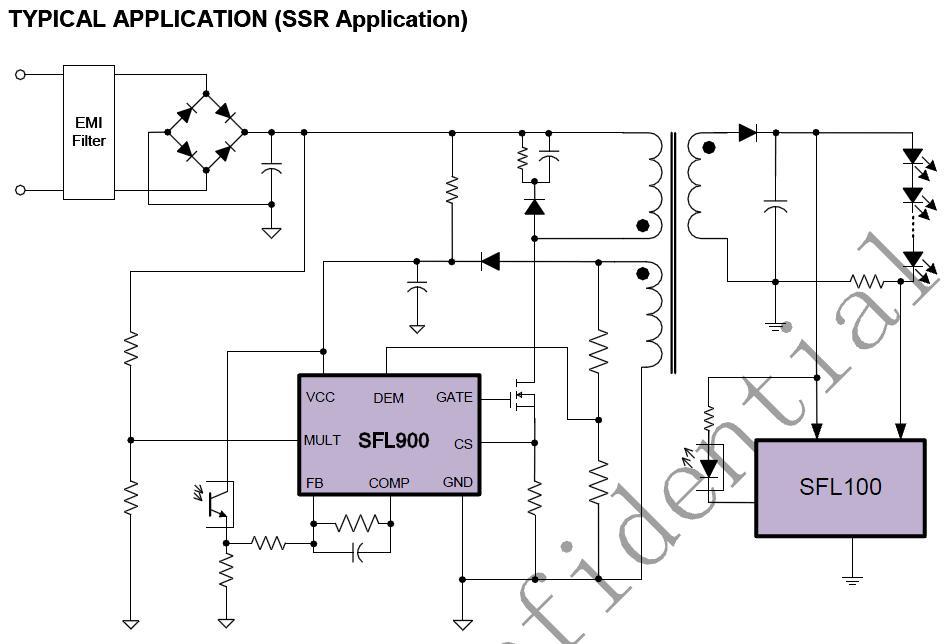 求一款高pfc的psr芯片-工业模块电源/电力电源-世纪网