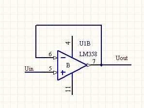 LM358的应用电路图片