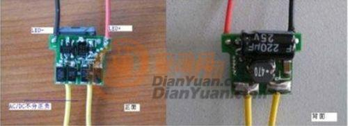 1瓦led驱动器电路图