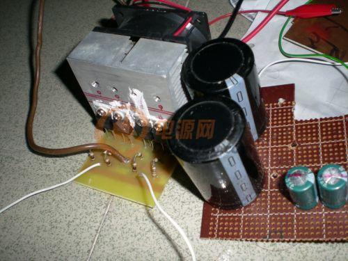 igbt鱼机逆变器电路图