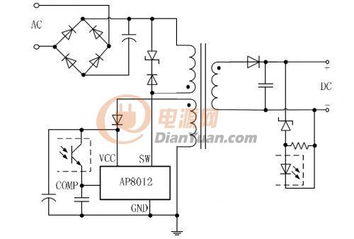 ap8012电源图纸