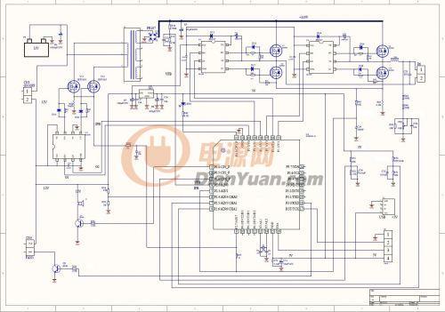 请教纯正弦波逆变器egs001驱动板驱动桥?