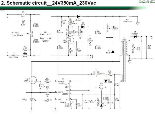 电路 电路图 电子 原理图 600_442