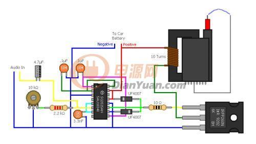 on Schematic Circuit Diagram