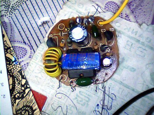节能灯电子镇流器驱动高压包