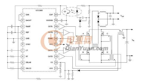 ucc3895电流检测的困惑