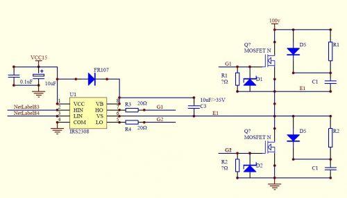 mos管h桥驱动电路【相关词_ mos管h桥驱动电路图】